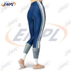 OEM Kleding van de Beenkappen van de Fitness van de Gymnastiek van de Broek van de Yoga van Mens van de Legging van de Compressie van de Fitness van de Legging van de Douane van de Slijtage van Sporten de Lopende