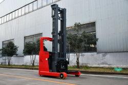 Erreichen Container Stacker Voll Elektro Stacker Gabelstapler Palettenwagen