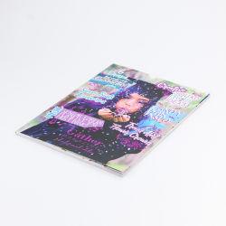 Logo de haute qualité de l'impression pleine couleur Booklet magazine et le catalogue pour la promotion de la publicité