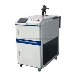 100W/200W/500W/1000W laser mancha de óleo de máquina de limpeza/remoção de ferrugem