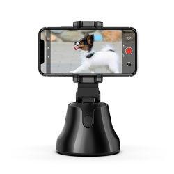 마스크 & 객체 Vlog 추적 총격사건 Smartphone 자동 홀더가 Selfie 한세트 지능적인 지팡이에 의하여 360 자전한다