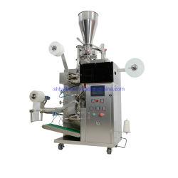 Automatische Filter Teebeutel Verpackungsmaschine mit Tag & Thread Automatische Tee Beutel Verpackungsmaschine mit Schnur