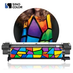 직물 깃발 롤을 Dye Sublimation Ink Printing Machine 폴리에스테르 후디 컵 캡 코튼용 테이크업 시스템 포함 스케이트보드 플래그