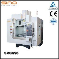 Svb650 China Metal Working CNC Milling machine Vertical Machining Center