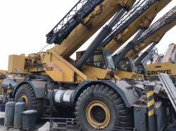 Gru utilizzata del camion di Xcmgg Qy25e/70K/50K della gru della gru cingolata di Kobelco 7055 della gru cingolata di tonnellata/Hitachi Kh180 del boschetto 50ton/70 Ton/100/camion di Sanyy 50tons