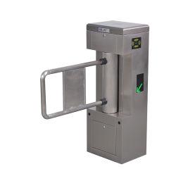 Технология RFID Smart Swing барьер 304 ворот материала из нержавеющей стали