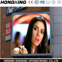 Im Freien P5/P6/P8 /P10mm farbenreiche LED Bildschirm-Bekanntmachenanschlagtafel für Bildschirmanzeige