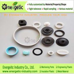 Custom водонепроницаемый прозрачных силиконовых уплотнительное кольцо для расширительного бачка