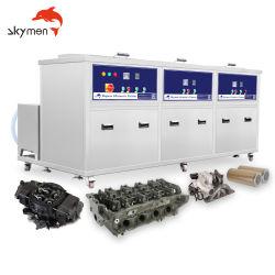 Multi Stage/tank/kamer Industriële Ultrasonische Cleaner Bad/Ultrasonic Cleaning System/Ultra Sonic Wasmachine voor metalen onderdelen reinigen drogen spoelen
