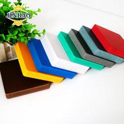 中国、金宝 1220X2440mm 2050X3050mm 白色 PVC フォームボードパターン 家具のサプライヤ