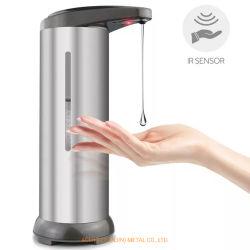 Tipo inossidabile 2020 di Touchless Inductionupdate IR Senser dello spruzzatore di Disinfetant nuovo nuovo erogatore automatico intelligente libero del sapone della mano automatica infrarossa del sapone
