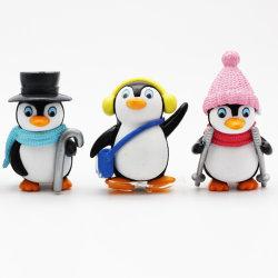 Aangepaste Penguins personages Action Figure Plastic Toy