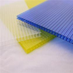 ISO9001 Herstellung Schneiden PC Sun Plate House Hollow Polycarbonat Blatt Für Gewächshaus