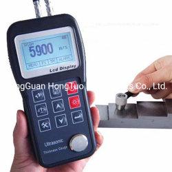 Écran couleur KT-310 Compteur électronique numérique de l'épaisseur, Instruments de mesure épaisseur par ultrasons pour tuyaux