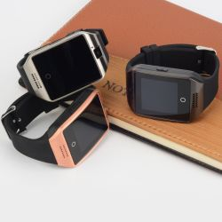Nuevo Smart Watch con pantalla táctil Q18, Android Smartwatch Phone con teléfono móvil Android Camera Watch Mobile Phone Q18