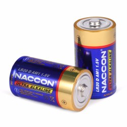 Alkalische D trockene Batterie der langlebigen Extrabatterie-der Größen-1.5V Lr20
