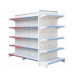 Reclame Display supermarkt Shelf Factory Direct Metal Gondola Retail Display Rekken supermarkt apparatuur