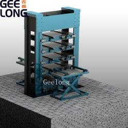 Máquina de pressão a frio Multi-Layer/ Multi-Layer Pre-Press de contraplacado de máquina