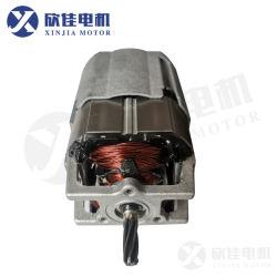 محرك كهربائي 127فولت بقدرة 220 فولت/موتور تيار متردد/محرك عالمي 7630/7630L مع حامل من الألومنيوم بالنسبة لآلة تشذيب الوقاء/منشار التبرينج