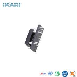 رأس Ikari الرأس ذكر PCB موصل السيارات الصين مخصص المورّد السعر الدفعي ضغط بـ 11 سن في موصل السن لـ السيارات