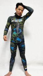 Yamamoto de neopreno de alta calidad Jako camuflaje de célula abierta de estilo de pesca submarina apnea traje traje de buceo natación03