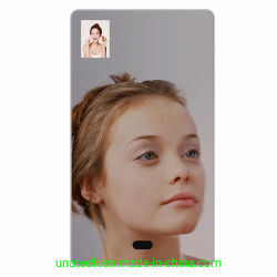 Corps humain HD du capteur de support de montage mural Mirror Magic numérique LCD Affichage de publicité pour toilettes