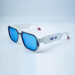 지향성 오디오 스피커 오픈 이어 게임 스포츠 핸즈프리 모바일 스테레오 사운드 뮤직 무선 Bluetooth 스마트 안경 선글라스 이어폰 헤드셋 헤드폰