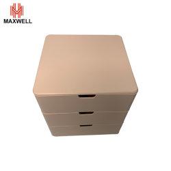 سطح المكتب متعدد الطبقات مستحضرات التجميل لون الحلوى المتعددة درج تخزين للسيدات