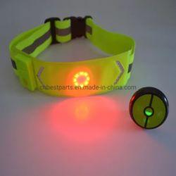 バイクの回転シグナルライトLED夜連続した安全燈