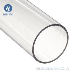 قطر كبير مباشر من المصنع أنابيب أكريليك Cast Pipes واضحة
