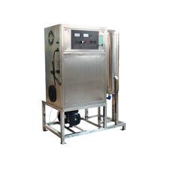 De Generator 10g/Hr van het ozon voor het Kat Ingeblikte Water van het Afval van de Fabriek