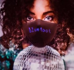 MESSAGGIO LED programmabile della maschera LED DEL telefono cellulare DELL'APP Maschera