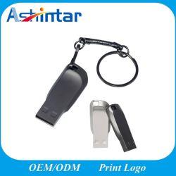 미니 USB 플래시 드라이브 펜 드라이브 8GB 4GB 펜드라이브 메탈 또는 플라스틱 USB 플래시 메모리 스틱과 키체인