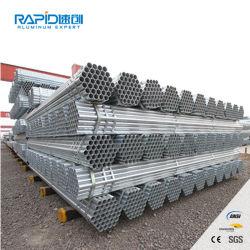 Baugerüst galvanisiertes verbindenschelle-Stahlverbinder-flexibles Gestell-Rohr