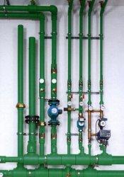 PPR-аль-PPR/PPR-Al-Pert многослойные композитные трубы с 12.5-25/бар