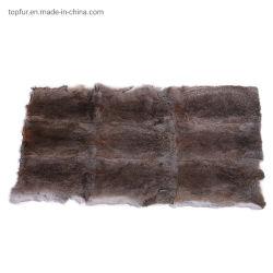 Pele animal pele Luxury Raccoon pelo para a boca