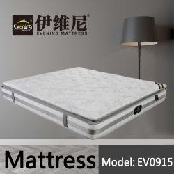 Moderne Schlafzimmer-Möbel-Kissen-Oberseite-Speicher-Schaumgummi-Bettwäsche-Matratze