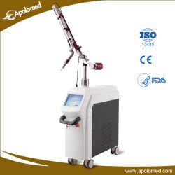 Medizinische Geräte FDA-Zugelassener 1064 nm 532nm 755nm Qswitch ND YAG Laser Tatto Remove