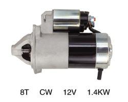 Motore passo passo magnetico automatico portatile elettrico del kit di CC 12V del motore d'avviamento della batteria dell'OEM servo per l'automobile
