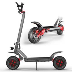 3600W à double moteur puissant de graisses à deux roues 11 pouces pneu Scooter électrique hors route