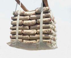 BEUTEL-Rutschriemen-Beutel der Quereckschleifen-Supersack-Tonnen-riesiger grosser FIBC Q Massen