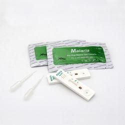 Прямой дистрибьютор малярии PF/PV Antigen быстрой проверки карты с сертификатом ISO