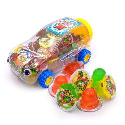 車の整形ゼリーのコップキャンデー