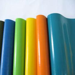 À prova de protecção UV 610gsm lona de PVC para tampa da máquina
