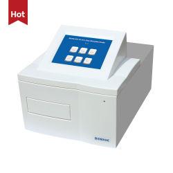 Ivd Biobase больницы Элиза Адриатической микроплиты Reader Biobase-EL10A с ЖК-дисплеем