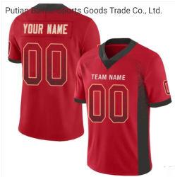 As mulheres personalizada barata Sportswear exclusivas bordadas camisolas camisola de futebol