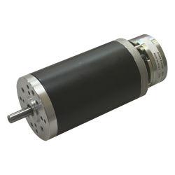 電気スクーターおよび移動、エンジニアリングロジスティック、 AGV カート用 63 mm 電気自動車 DC モータ 12 V ~ 48 V