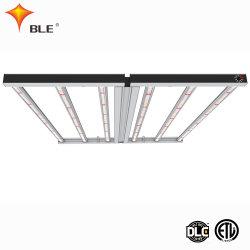 UL Dlc 온난한 백색 난초 버섯 온실 묘종 플랜트 실내 지구 번식 Hydroponic LED는 빛을 증가한다