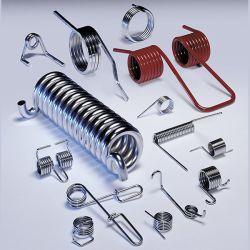 Resorte de torsión de acero inoxidable de varios tipos a medida de fábrica