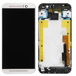 Buona visualizzazione di tocco dell'affissione a cristalli liquidi di prezzi di alta qualità per HTC uno M9